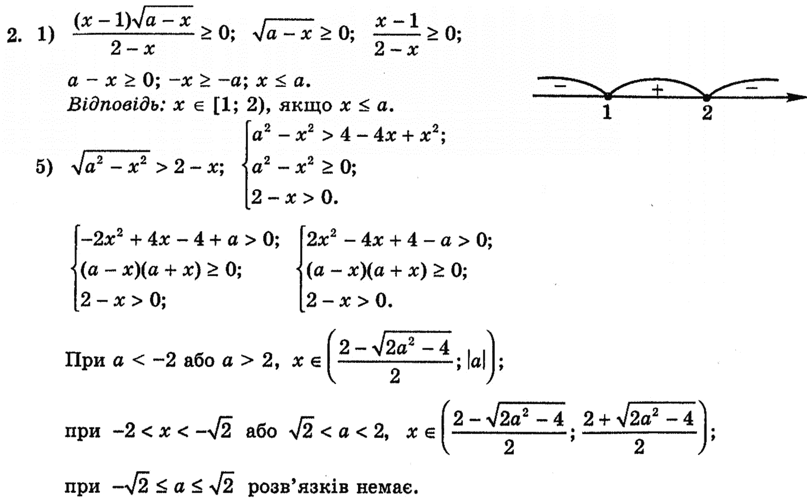 Класс гдз з математики 10