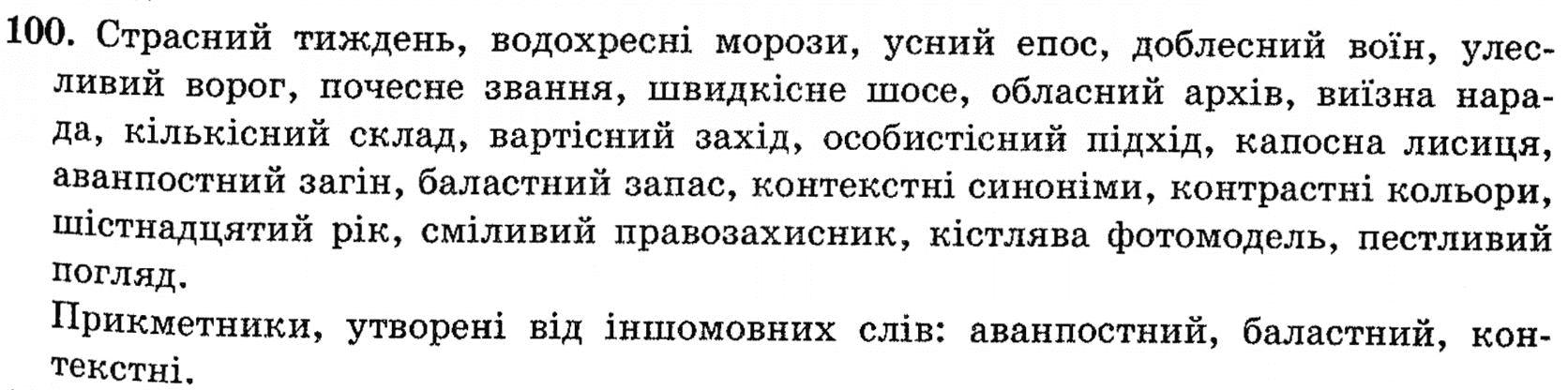 гдз украинская мова глазова 10 клас