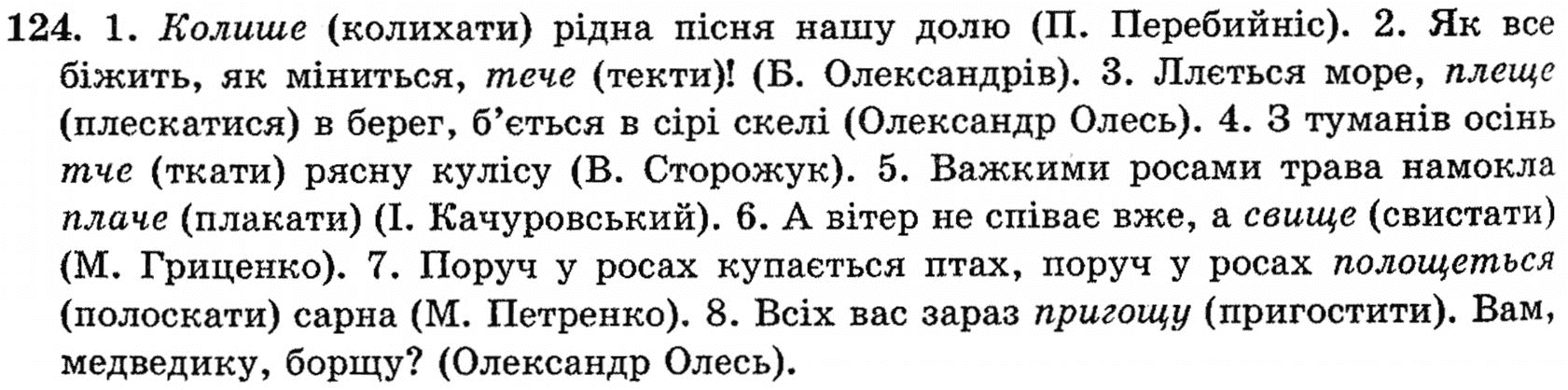 Мова гдз клас на українській мові 10 укр