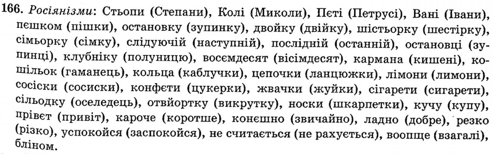 олександра глазова гдз клас 10 мова українська