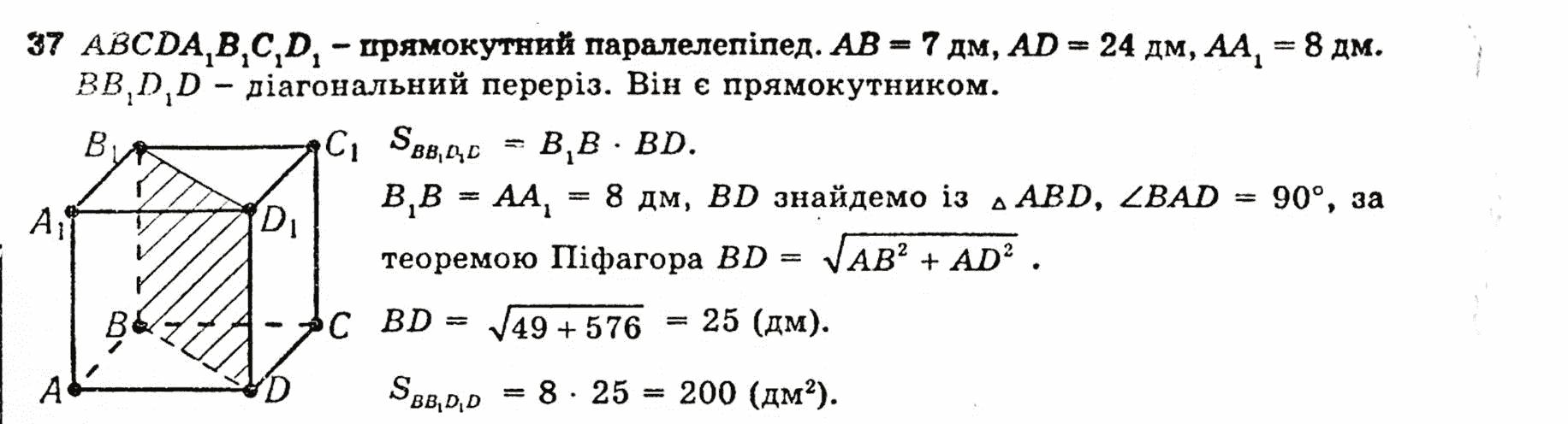 ставкур гдз геометрия