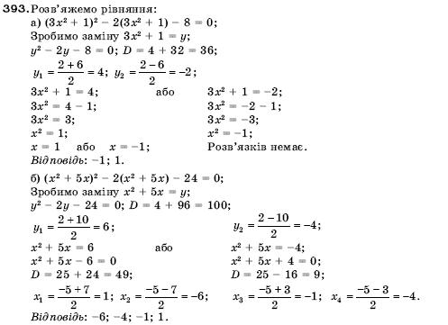 Гдз 9 класс алгебра кравчук підручна