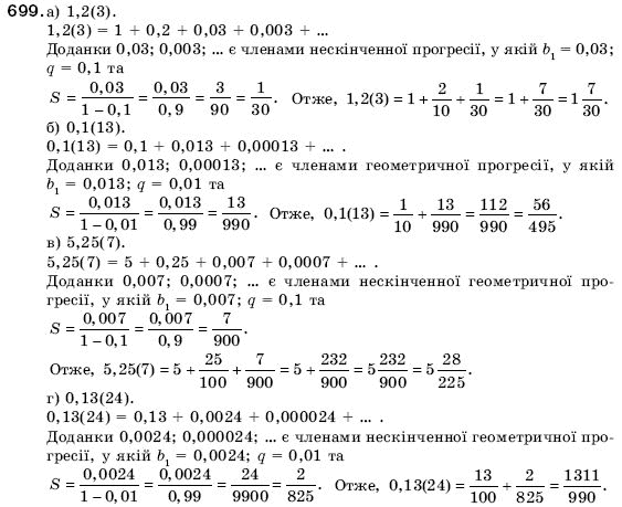 Кравчук алгебре класс по гдз завдання 9