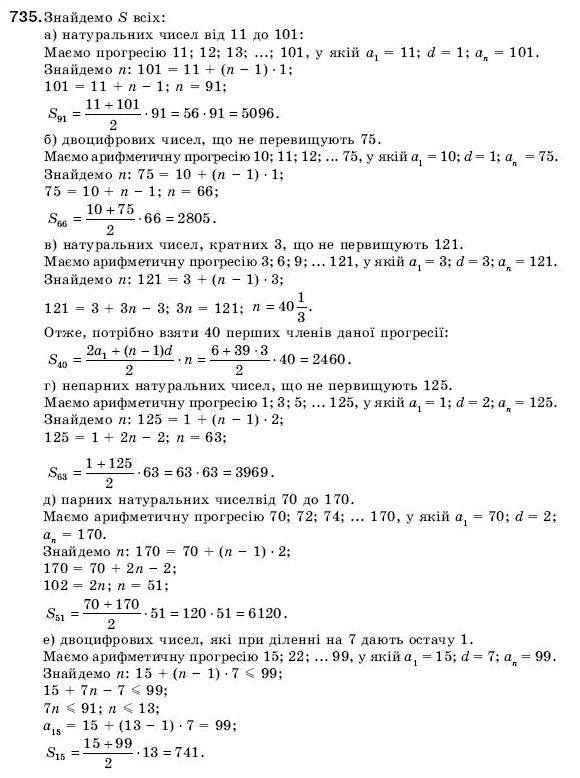 К м янченко алгебра клас 9 гдз