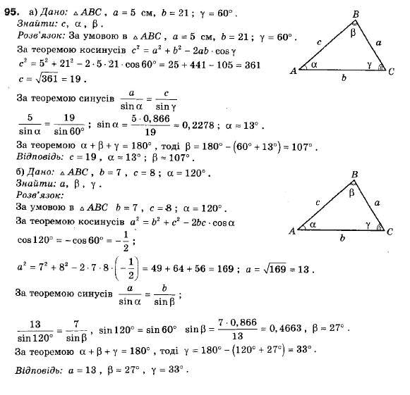 геометрии ершова 9клас по гдз