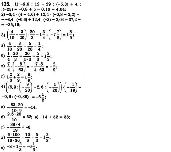 Гдз по математике 7 клас мерзляк 2015 г