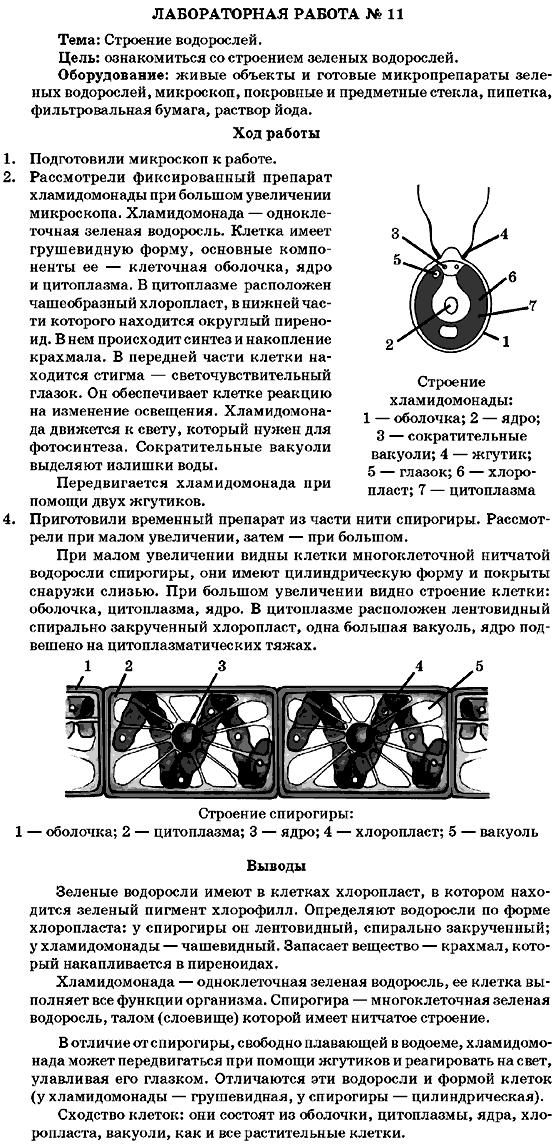 Решебник По Биологии 8 Класс Лабораторные Работы 5