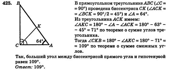 ГДЗ до підручника з геометрії 7 клас О.С. Істер 2015 рік