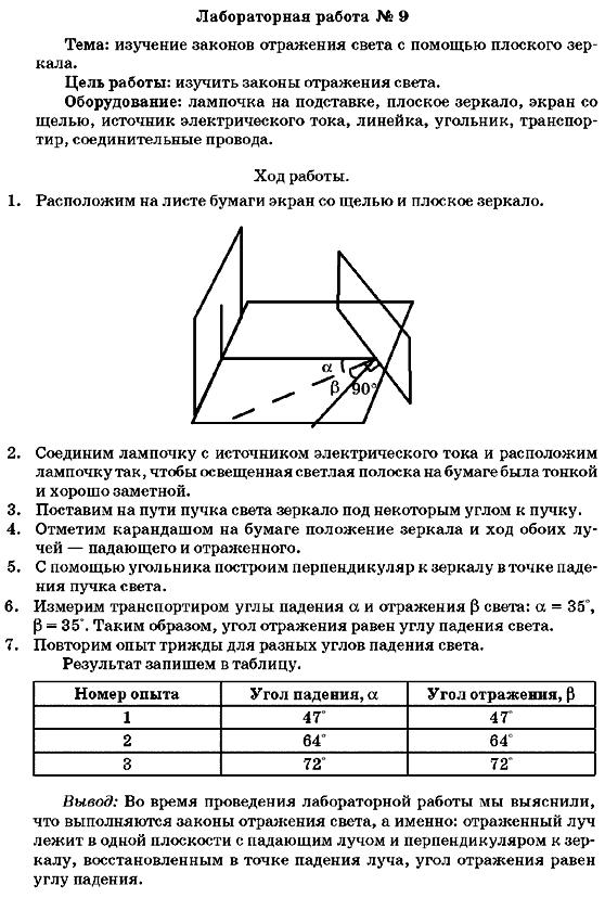 Гдз ответы по физике 8 класс генденштейн.
