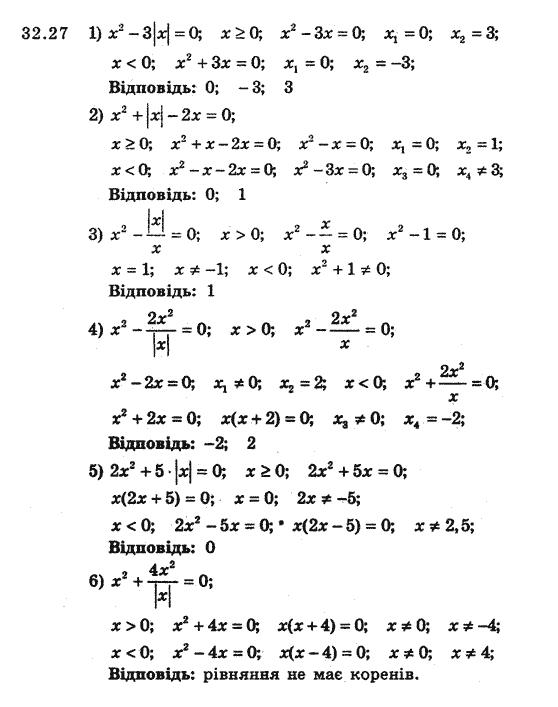 Гдз по алгебре о истер 8 класс 2018