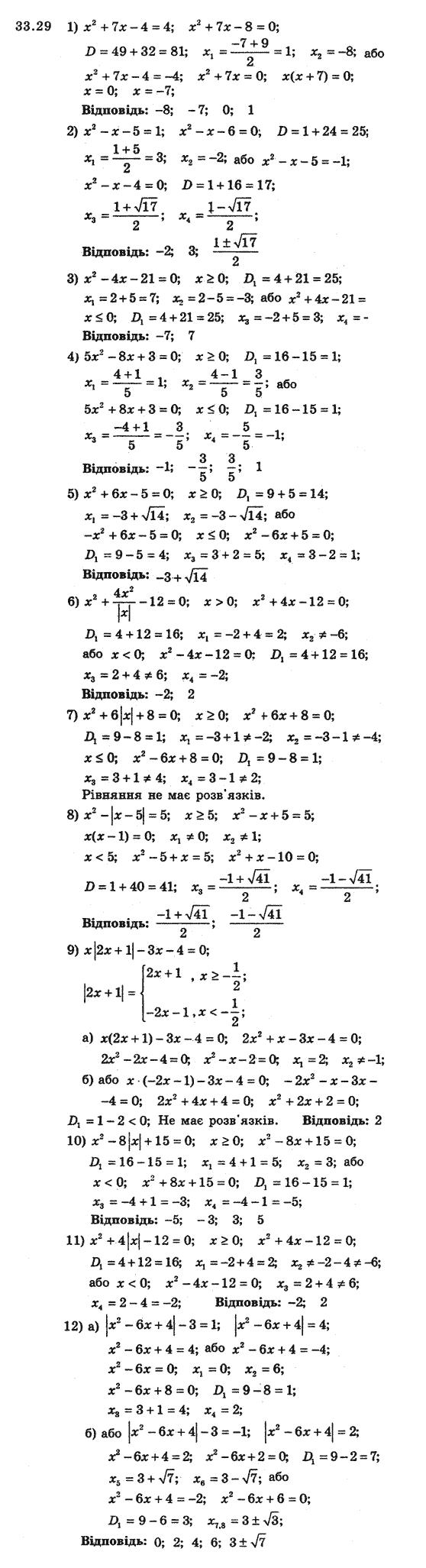 гдз алгебра 8 клас мерзляк поглиблений рівень