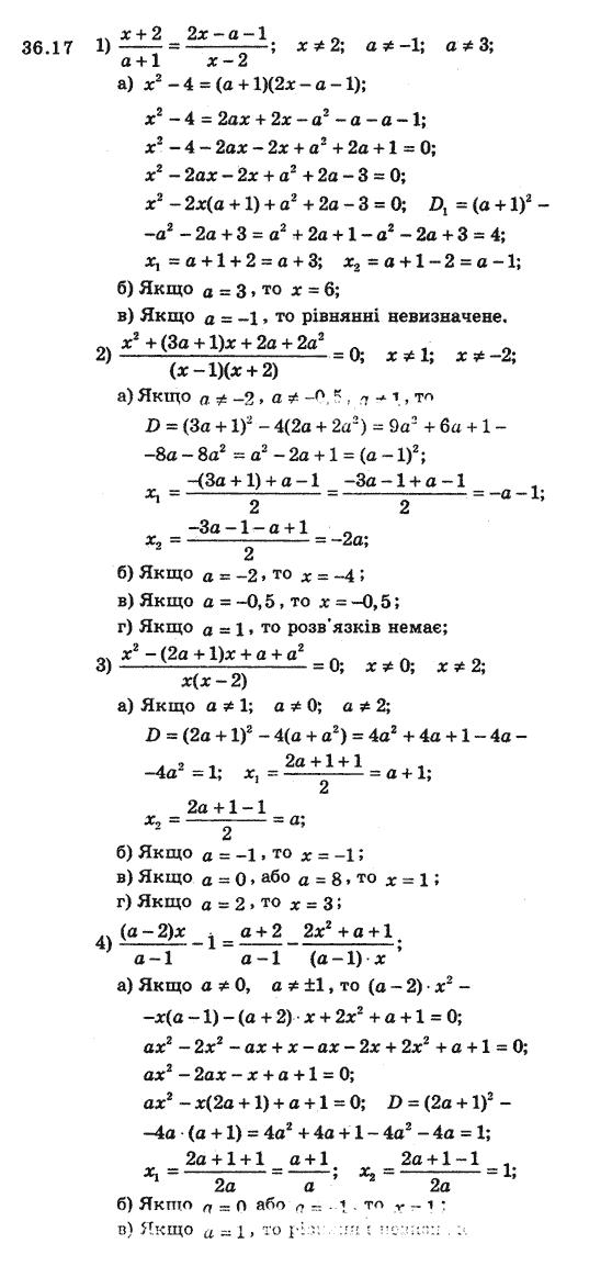 Гдз по алгебре 8 клас мерзляк полонський якір 2018