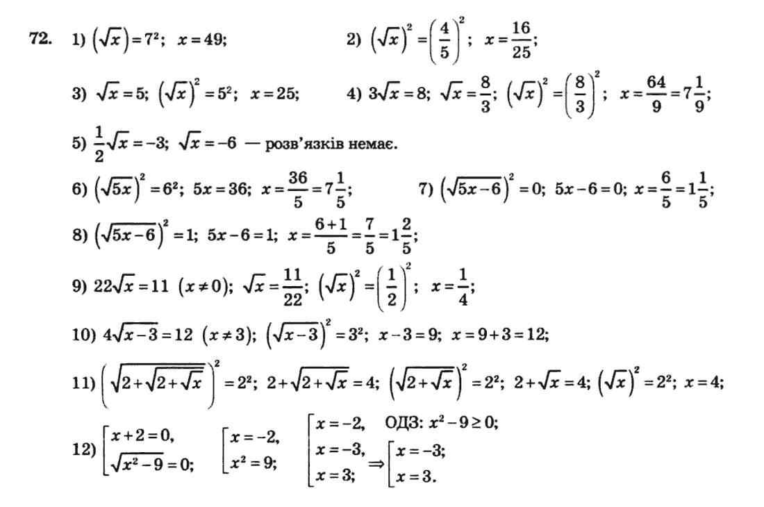7 алгебра гдз збирнык
