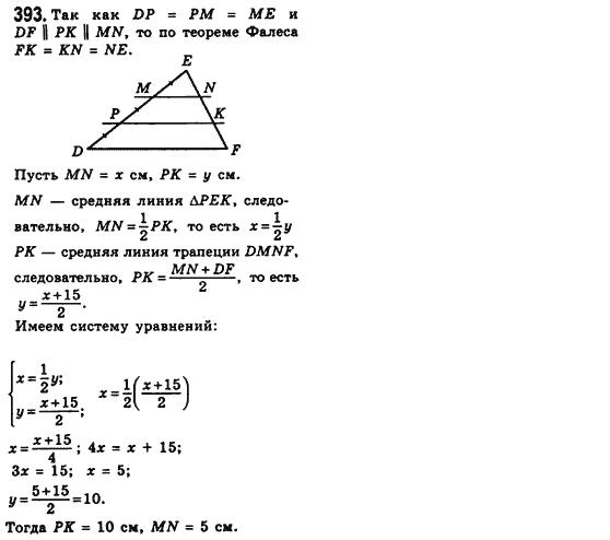 Гдз Геометрия А.г. Мерзляк В.б. Полонский 7 Класс