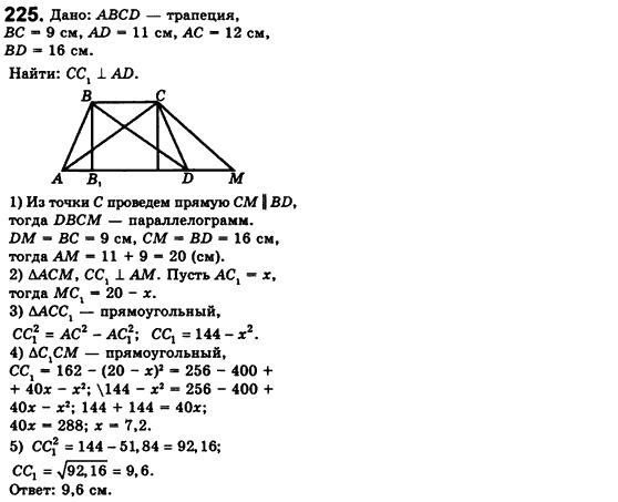 Решебник По Геометрии 8 Класс Мерзляк В Школе