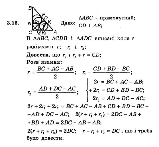 2018 гдз поглиблений 8 класс мерзляк геометрия