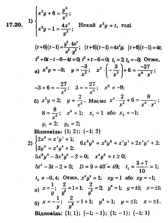 вивченням поглибленим гдз клас алгебры з мерзляк з полонський 8 якір