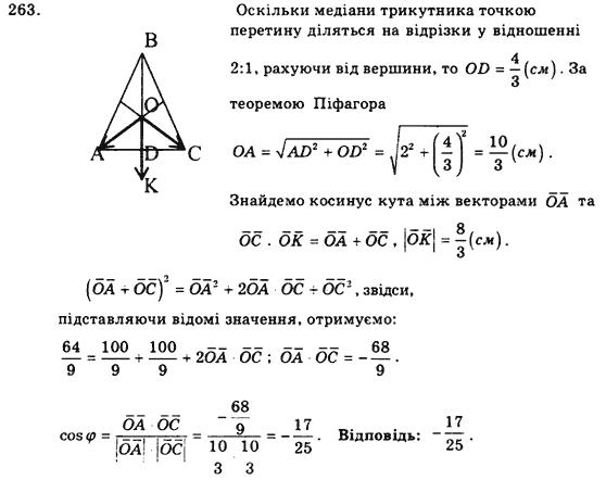 Гдз геометрія 9 клас мерзляк збірник контрольних