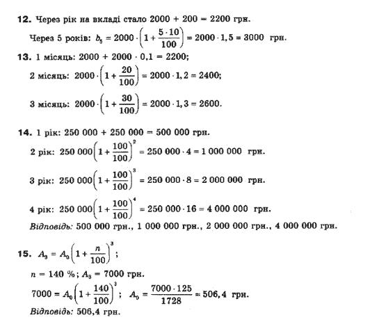 Скачать Гдз По Математике 10 Класс Бурда
