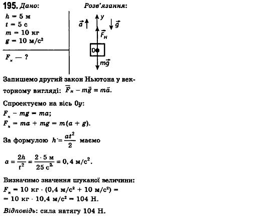 Решебник Физика Сиротюк 10
