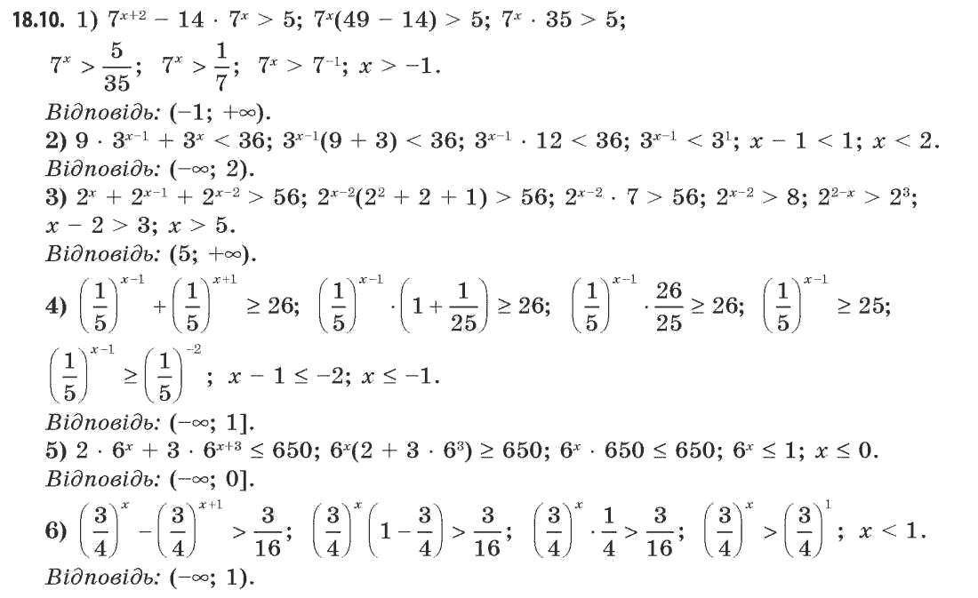Гдз Збірник З Математики 11 Клас Мерзляк