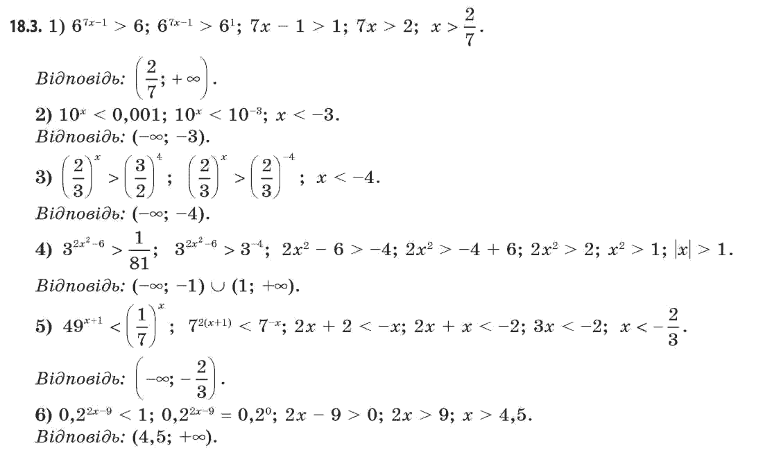 Гдз Алгебра 11 К Мерзляк