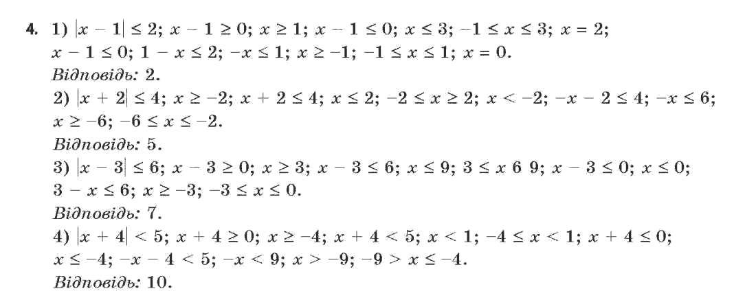 для алгебри нелін з 11 класу гдз
