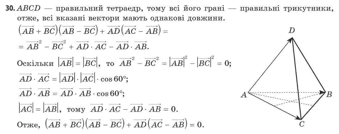 Гдз по геометрии 11 класс 545