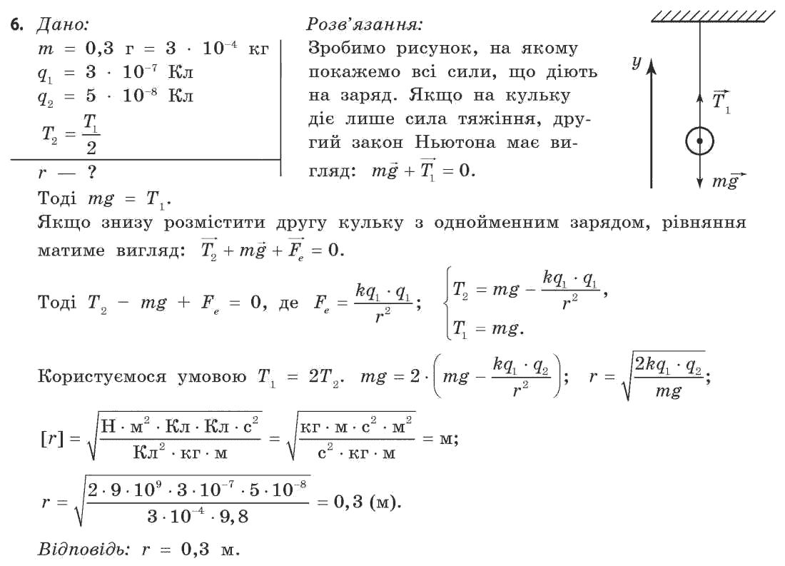 Решебник по физике 9 класс коршак ляшенко савченко 2018
