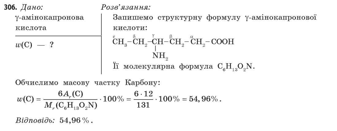 Клас хімія попель гдз 11