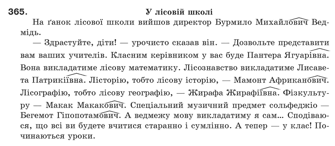 Українська мова з клас гдз нова програма
