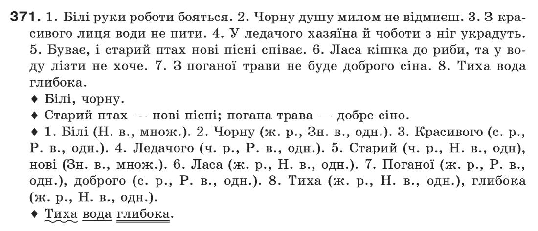 гдз з рос мови 6 класс