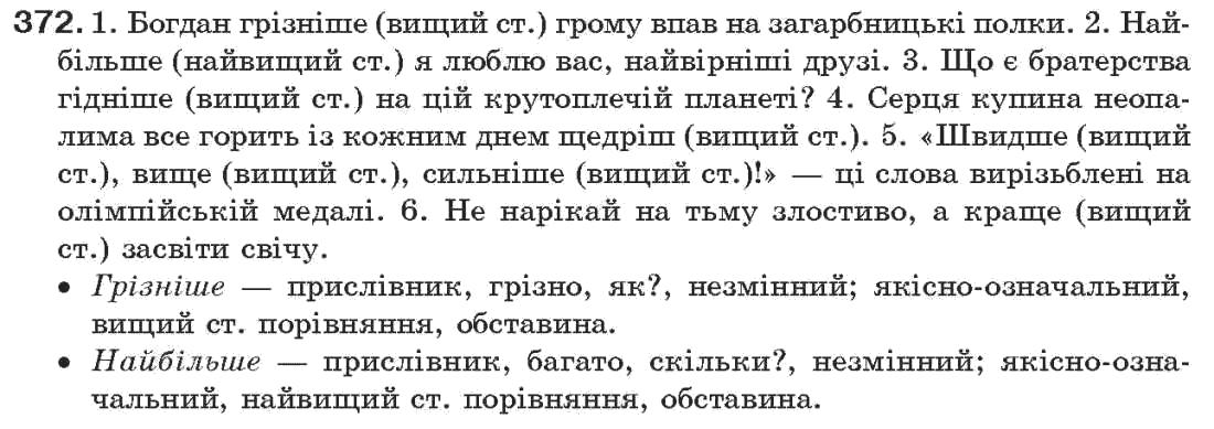 гдз 7клас украинском на