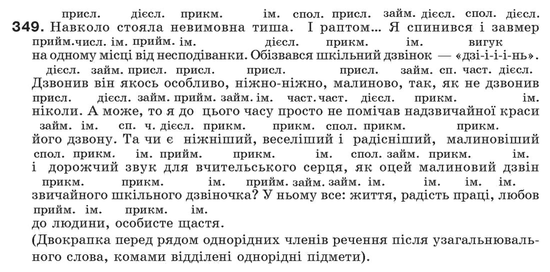 Єрмоленко гдз 7 клас укра мова
