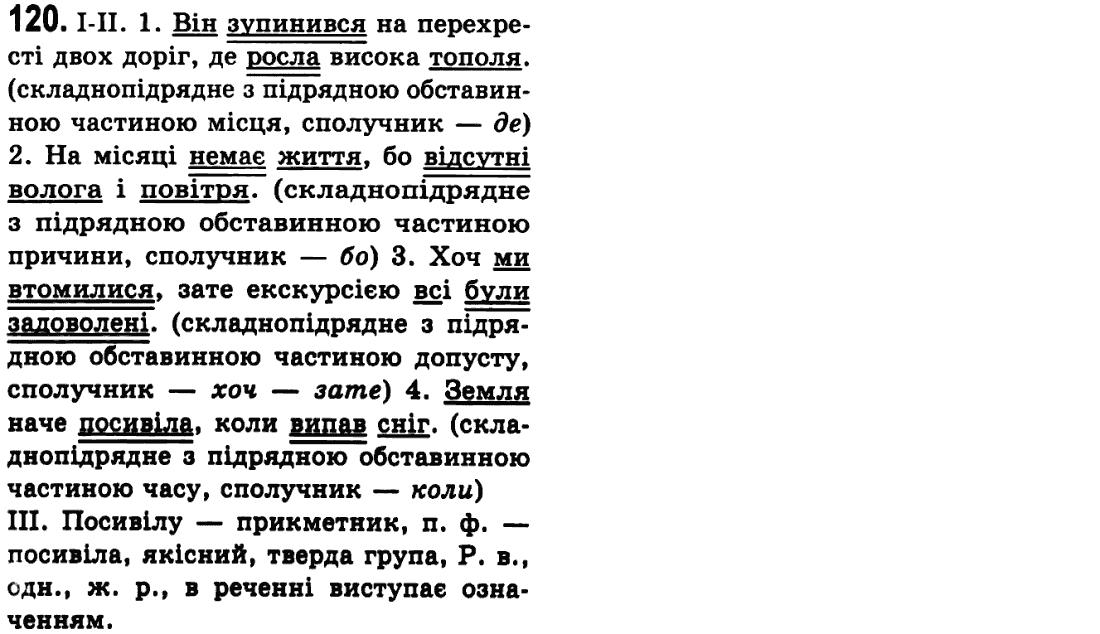 пентилюк і. українська мова гдз м.