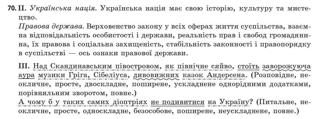 Украинская решебник 11 литература класс