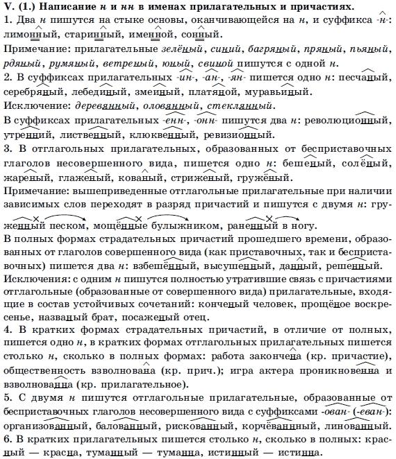 За 10 класс по решебник н.а.пашковская русскому в.а.корсаков