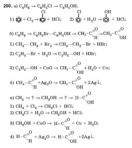 Решебник По Химии 11 Класс Буринская