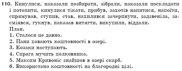 Украинская Мова 5 Класса Решебник