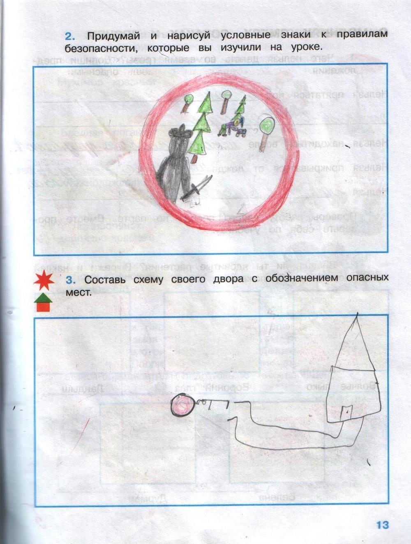 Как сделать задания по окружающему миру 3 класс