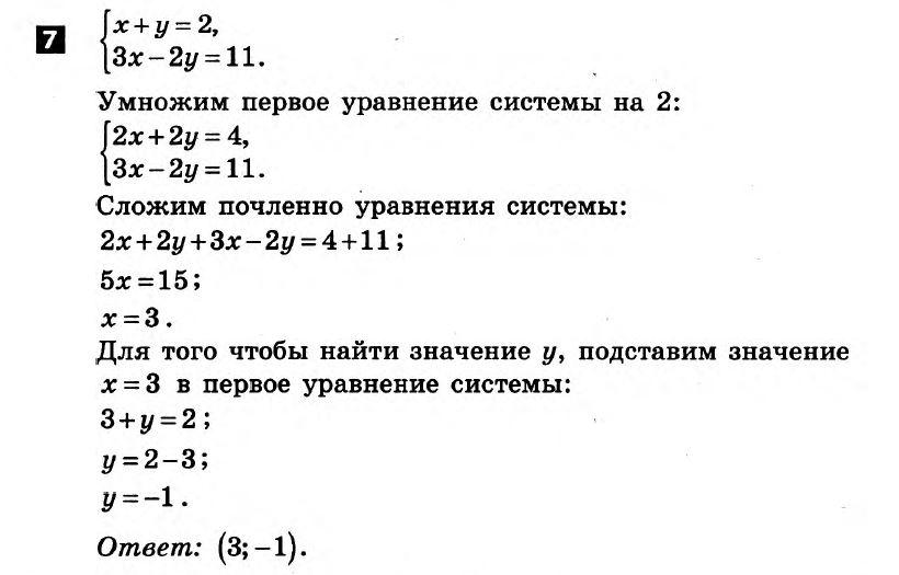 клас алгебра 7 гдз