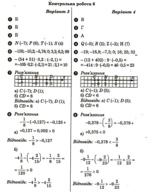 зошит стадник клас робочий з математики 6 гдз