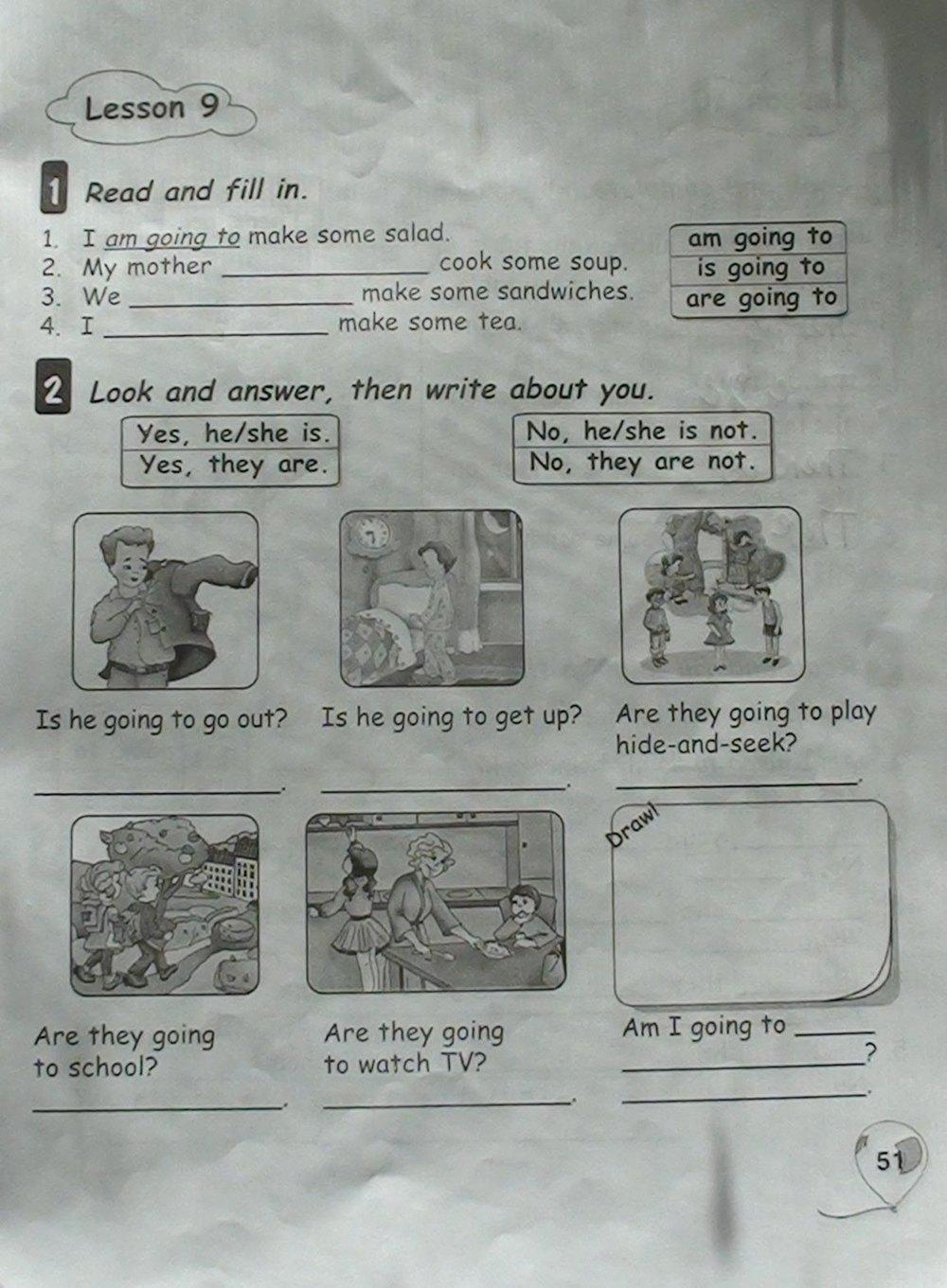 Гдз 4 Клас З Англійської Мови О Карпюк Робочий Зошит Відповіді