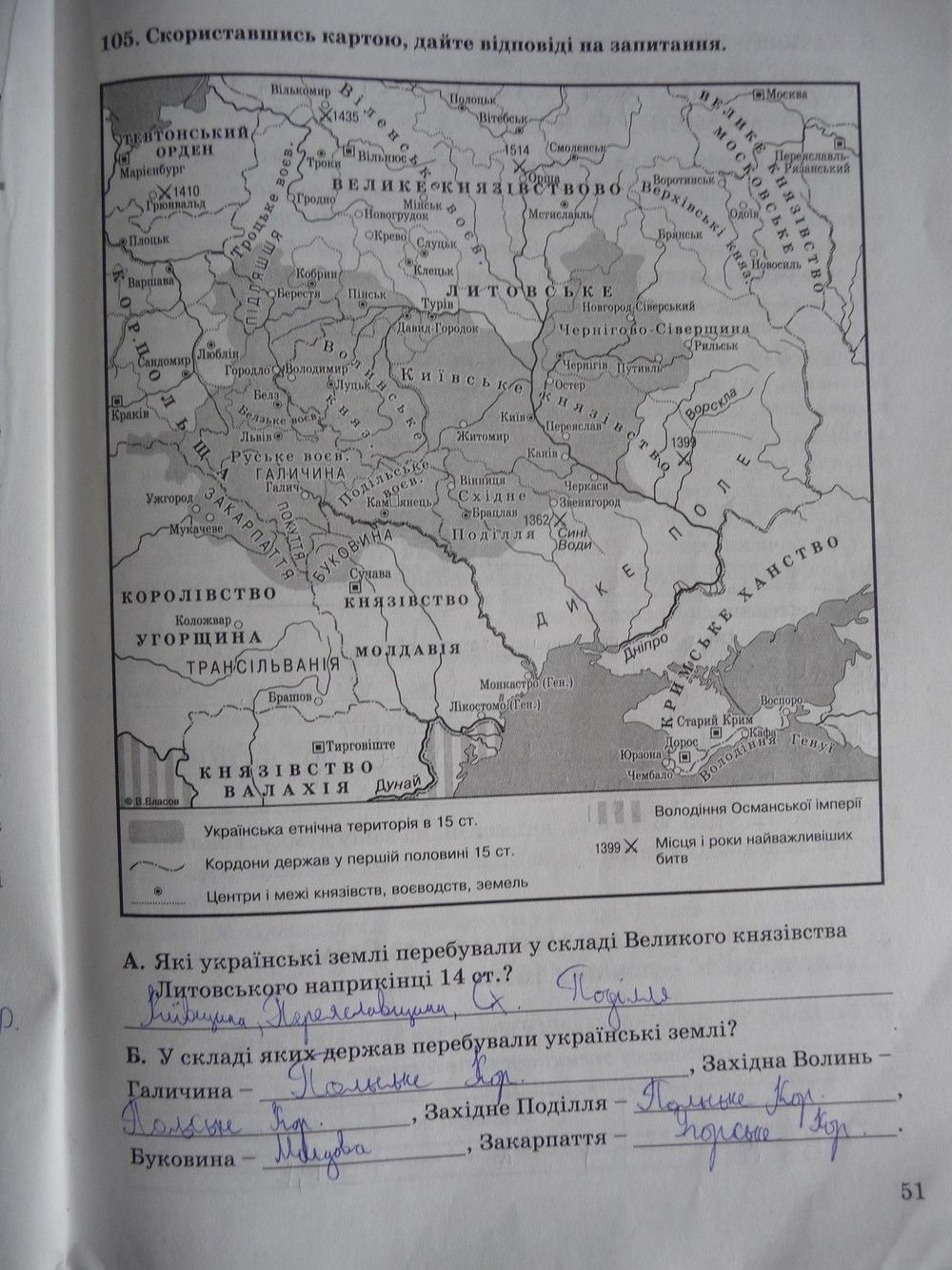 Відповіді власов зошит україни гдз історія клас 5