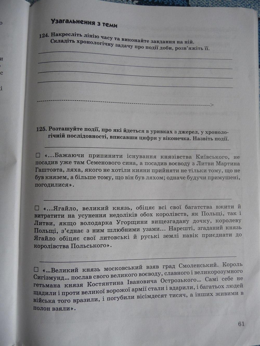 Зошит украины 7 класс власов истории гдз по