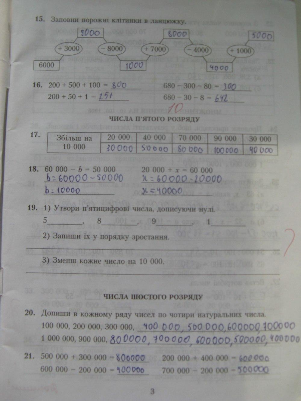 Богданович математики класс решебник 5 з