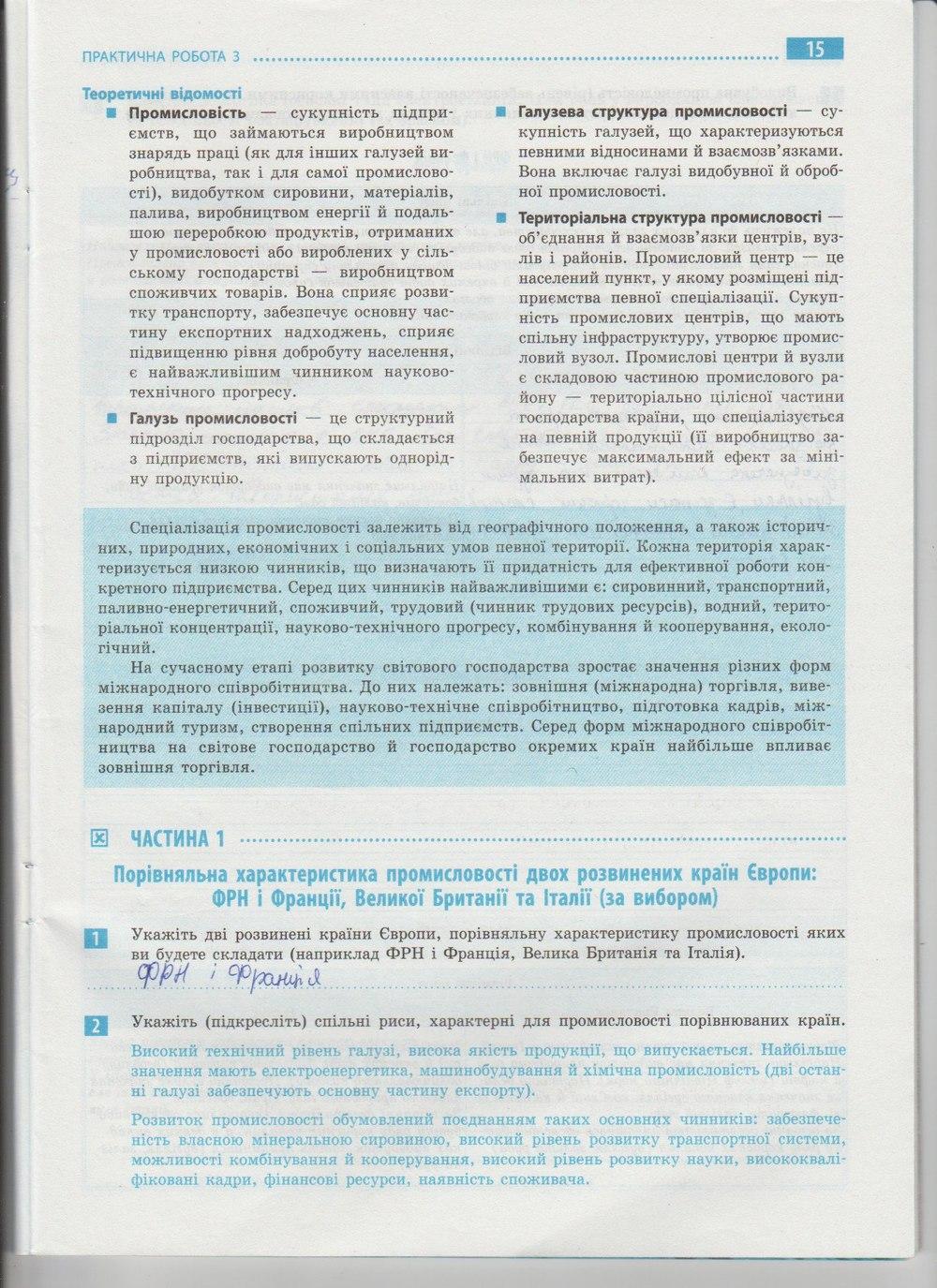 Гдз Зошит Для Практичних Робіт О.г.стадник