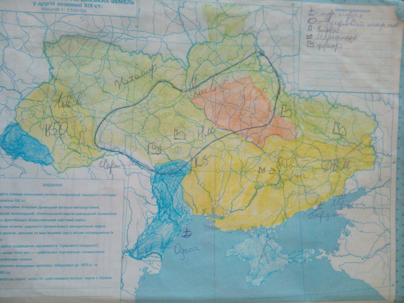 Історія україни 9 гдз