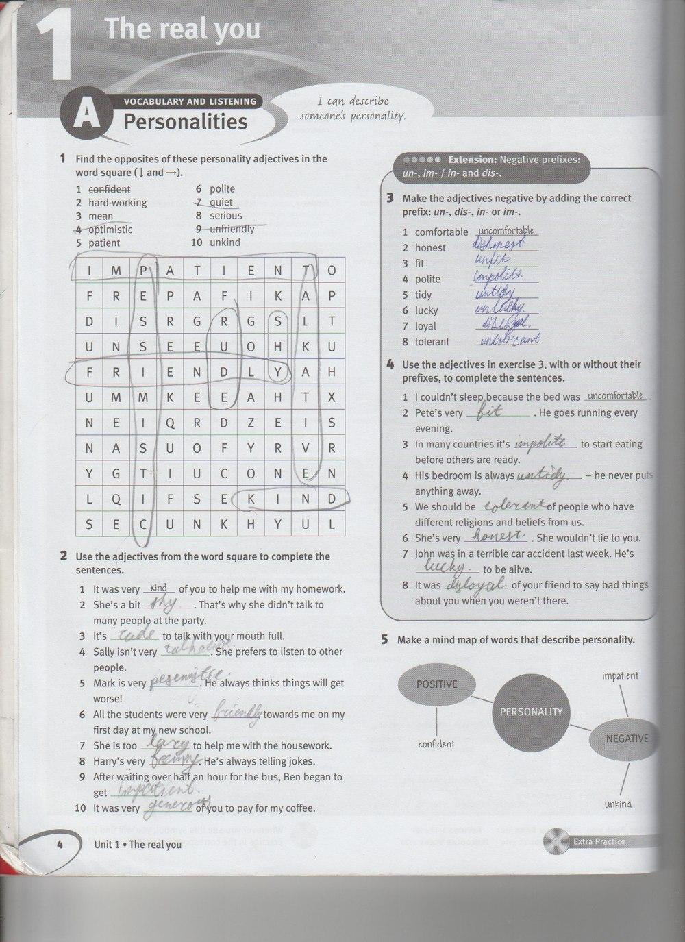 Гдз По Английскому Языку Solution 8 Класс