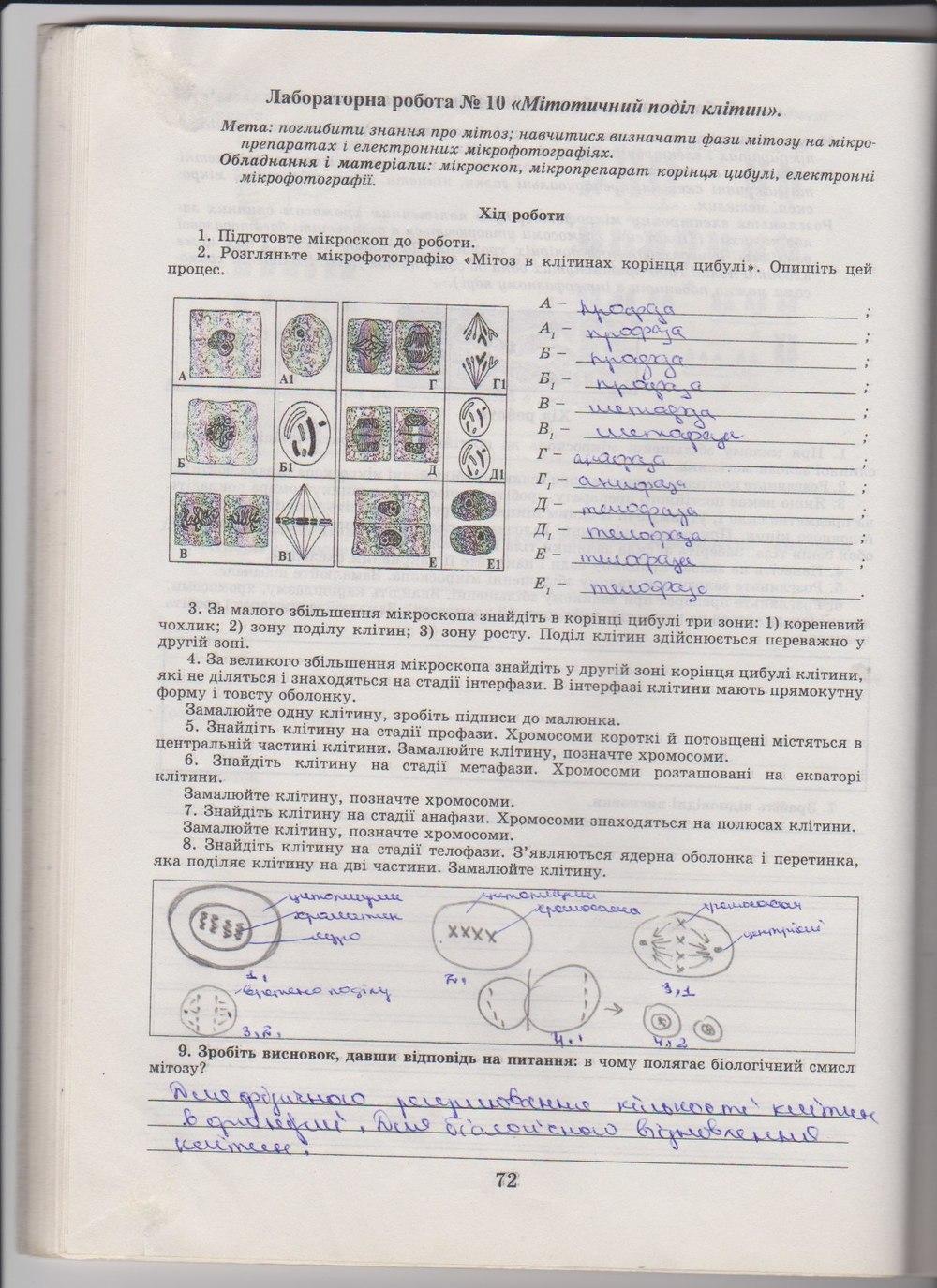 Гдз по математике 10 класс яковлева